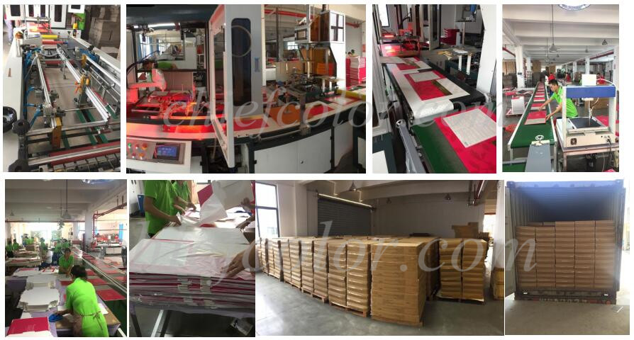 Chiefcolor packaging production line